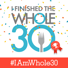 Whole30 Finish Line